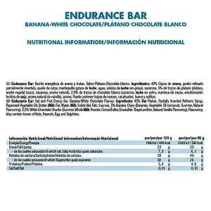 Victory Endurance Endurance Bar Chocolate Blanco-Banana 85g x 25 Unidades