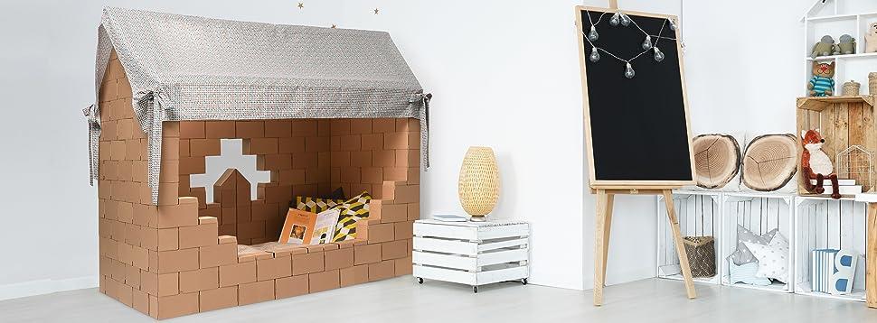 casa juguete niños casa de juegos para niños bloques apilables