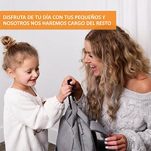 Ganchos Carrito Bebé, Baby Uma - Engancha tus bolsas de la compra ...