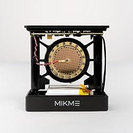 Mikme Microphone – Micrófono de estudio & grabador inalámbrico con sincronización automática de audio y video