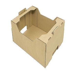 Pack de 15 Cajas de Cartón para Agricultura de Canal Doble y Color Marrón. Almacenaje y Embalaje. Tamaño 40 x 30 x 20 cm. Fabricadas en España. ...