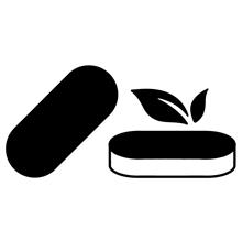 Magnesio comprimidos 200 mg Hivital foods