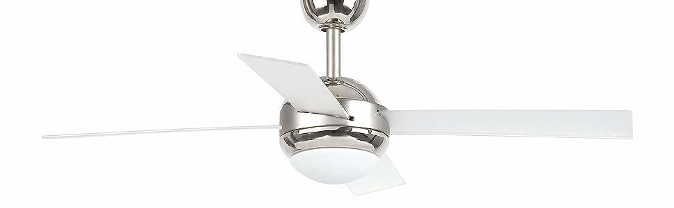 Faro Barcelona 33347 - HONOLULU Ventilador de techo con luz, 9W ...