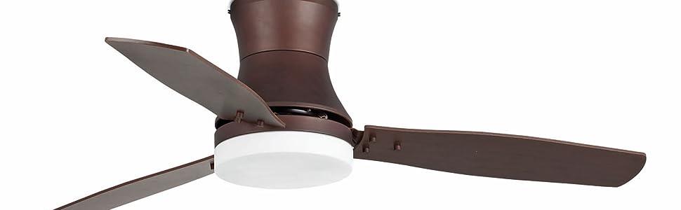 Ventilador de techo con luz Tonsay 33385 Faro [33385] 231