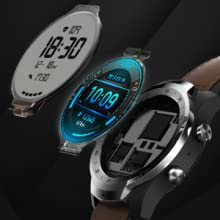Ticwatch Pro Reloj Inteligente Smart Watch Compatible con iOS y ...