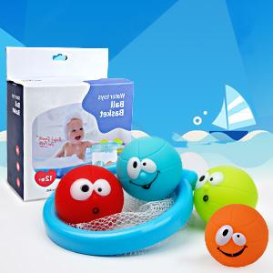 juguetes baño