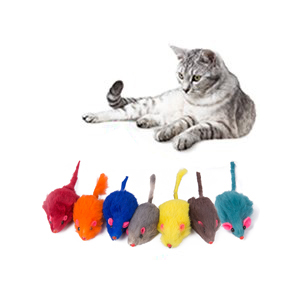 Yangbaga Juguetes para Gatos Juguetes Interactivo Ratón y Bolas Varias con Campanas y Plumas, Cabezas de Repuesto y Catnip Ball Incluido Gatito Gato (25pc): Amazon.es: Productos para mascotas