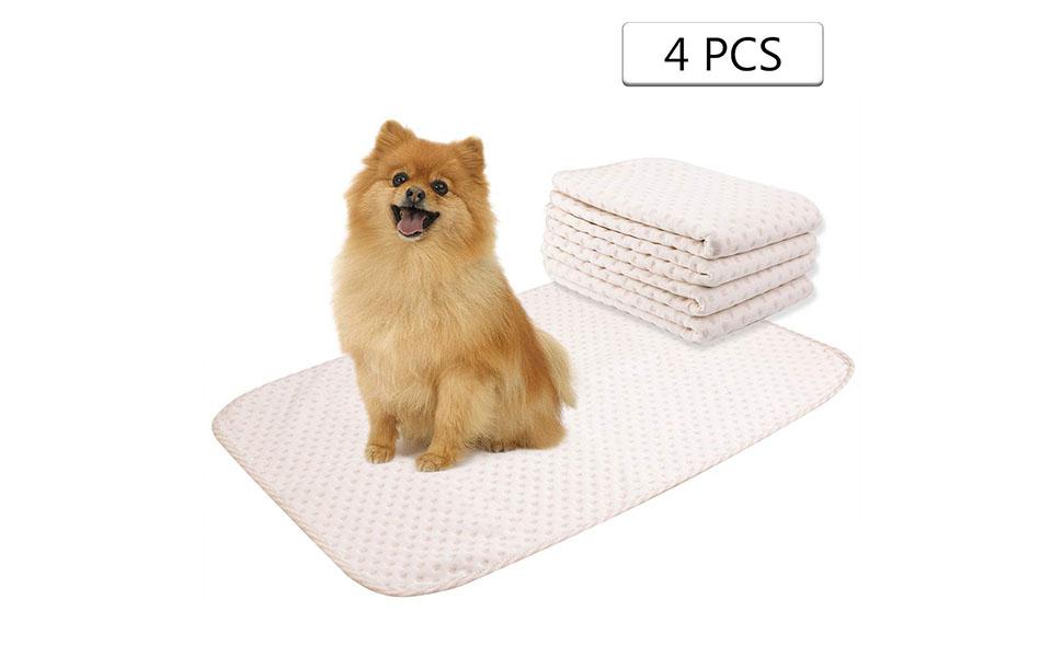 Las empapadores lavables Yangbaga son más gruesas que las almohadillas desechables y tienen una mayor absorción de agua y no se filtran lateralmente.