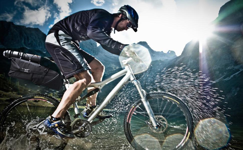 bolsa sillin bicicleta