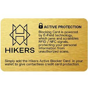 3 Tarjetas Anti RFID/NFC Protector de Tarjetas de crédito sin Contacto, 1 es Suficiente, di adiós a Las fundias, la Billetera Queda Completamente ...