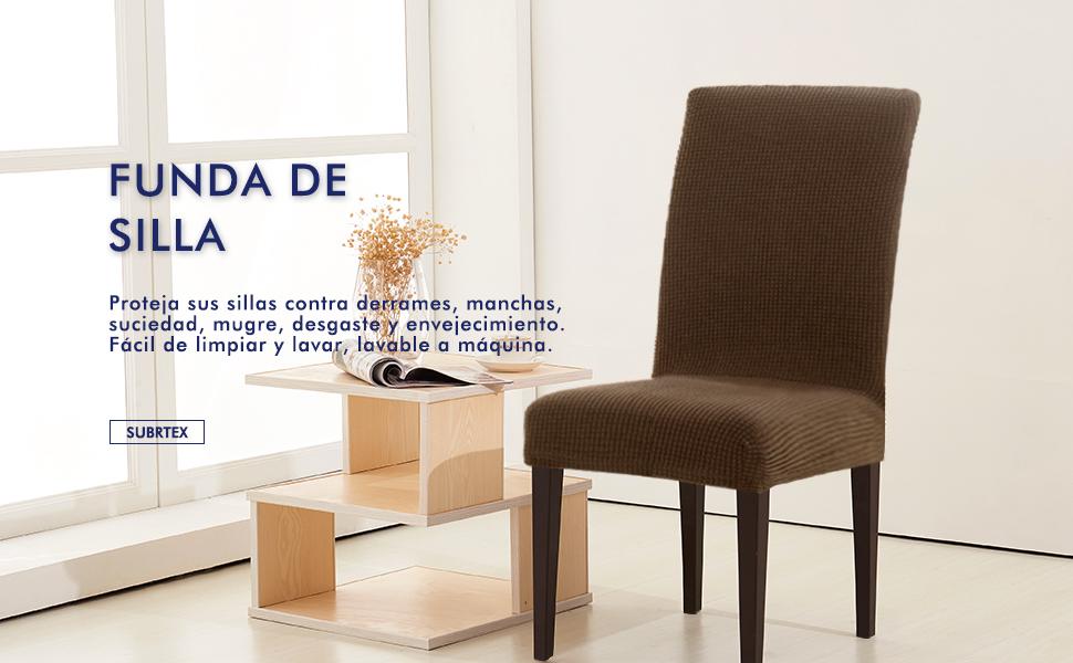 Descripción del producto. Funda de Silla