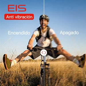 Camara deportiva EIS