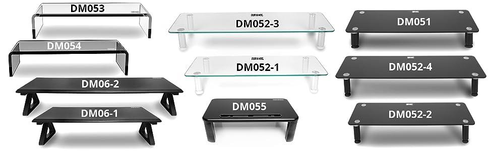 Duronic DM051 Elevador para Pantalla, Ordenador Portátil ...