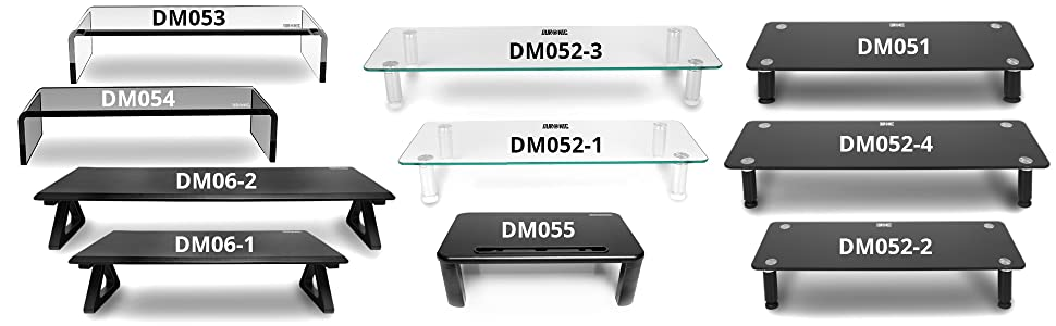 Duronic DM054 Elevador para Pantalla, Ordenador Portátil ...