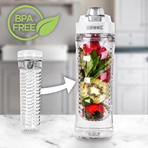 Botellas seguras para la salud de tu familia