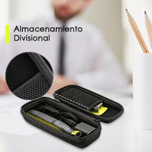 ProCase Estuche para Philips Norelco OneBlade, Caja EVA Rígido de ...