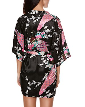 El paquete incluyó: 1 x kimono de las mujeres