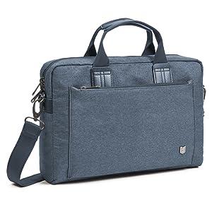 Evecase Bandolera Resistente al Agua para tablet y Ordenador portátil de hasta 13.3 pulgadas, Transporte con protección para Acer, iPad, iPad Air, ...