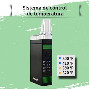 ¿Por qué el sistema de control de temperatura?