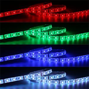 Tiras de Luces LED Kit Completo IP65 Impermeable