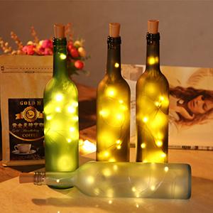 led para botellas