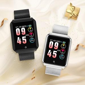 Smartwatch Hombre Relojs Inteligente IP67 Impermeable Reloj ...