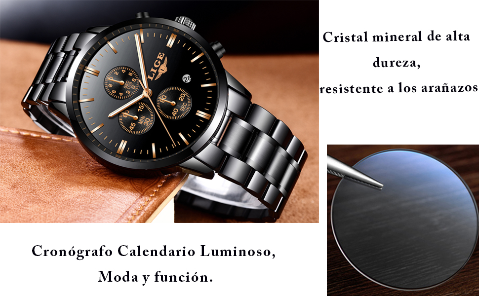 Hombres Relojes