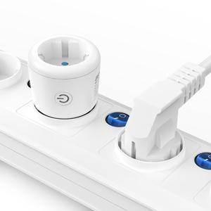 BESTEK Enchufe Inteligente WiFi Control Remoto Compatible con ...