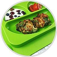 Receta 1: Brócoli con queso y picaduras de espinacas