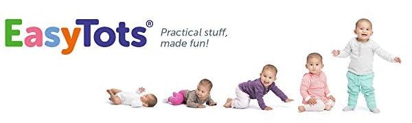 Cómo el EasyMat ayuda con el destete (especialmente el destete autoguíado por el bebé)