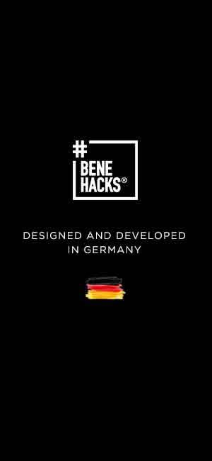 Beneproducts se convierte en #benehacks! Basados en los productos versátiles que ofrecía beneproducts, #benehacks es una startup alemana con sede en Munich ...