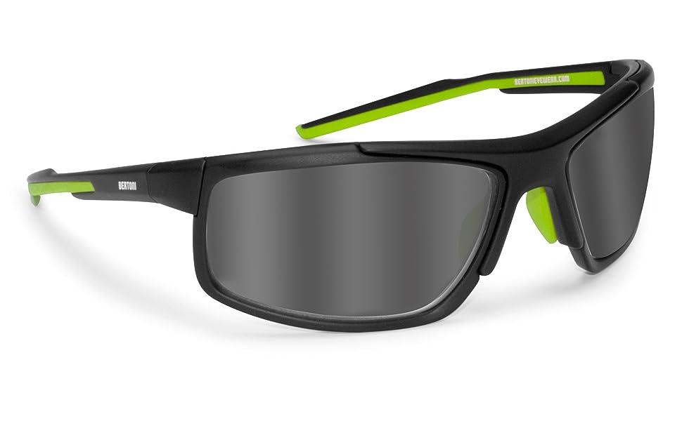 BERTONI P180FTM Gafas Fotocromatìcas Polarizadas para Deporte ...