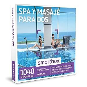 Smartbox - Caja Regalo - SPA Y MASAJES para Dos - 1040 spas ...