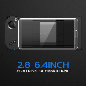 GameSir T6 Mando Inalámbrico para Juego, Controlador Estirable ...