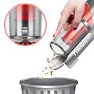 Limpie el polvo con un solo botón y elimine los incómodos pasos para que pueda eliminar fácilmente el polvo. El cubo de polvo extraíble, el recipiente para ...