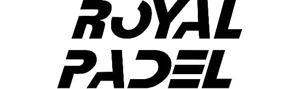 Royal Padel RPRO 2019 - Pala de pádel Gama competición con golpeo Dulce, Mucho Control, Potencia y Resistencia.