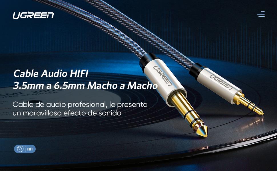 cable audio hifi
