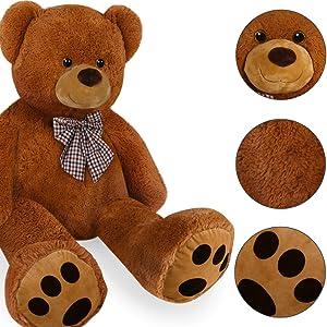 Características de nuestros osos de peluche