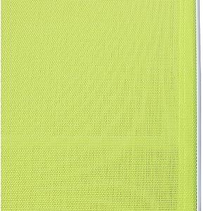 Alices Garden Louisa - Set de 2 tumbonas (aluminio y textileno), color blanco y verde manzana