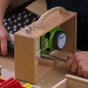 hörbert se fabrica en Alemania - a mano y a mano