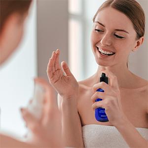 PraNaturals Dead Sea Magnesium Oil Spray 250ml, Ayuda para ...