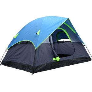 impermeable Kidodo Tienda de campa/ña para senderismo campamento port/átil para 1 escalada 3 personas plegable