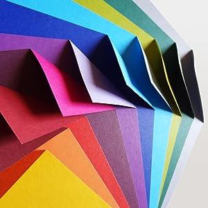 15cm CuadradoColección de patrones de diseñador uno Papel De Origami100 Hojas
