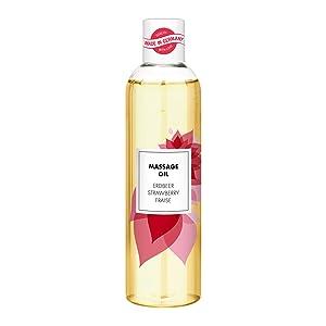 Aceite de masaje aromático para masajes relajantes, afrutado olor ...