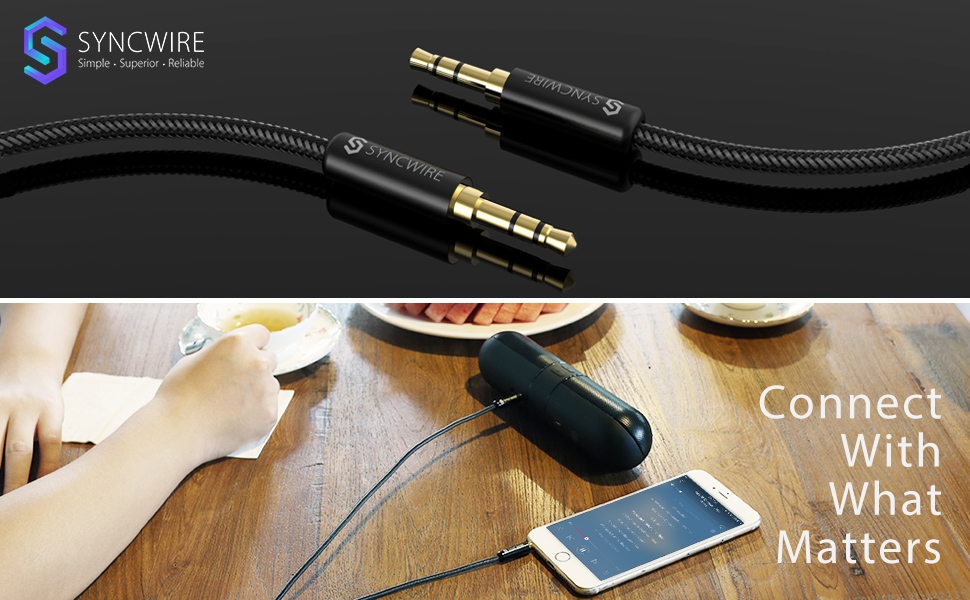 Aux Cable Sturdy