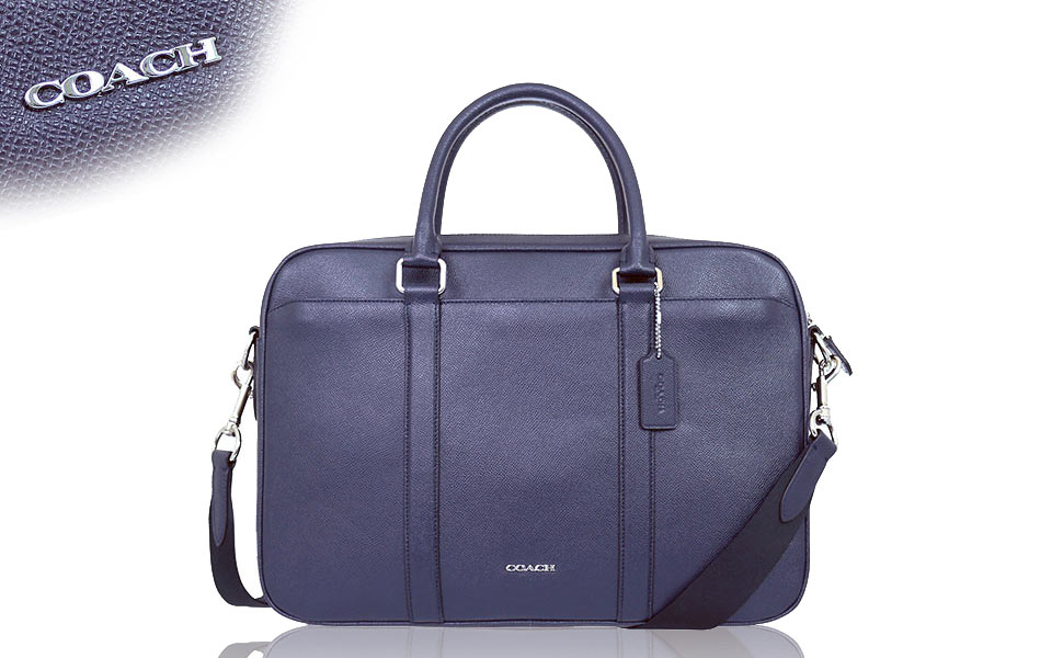 b33cb157a Clothing, Shoes & Jewelry Luggage & Travel Gear Coach briefcase men COACH  BAG midnight F59057 MID