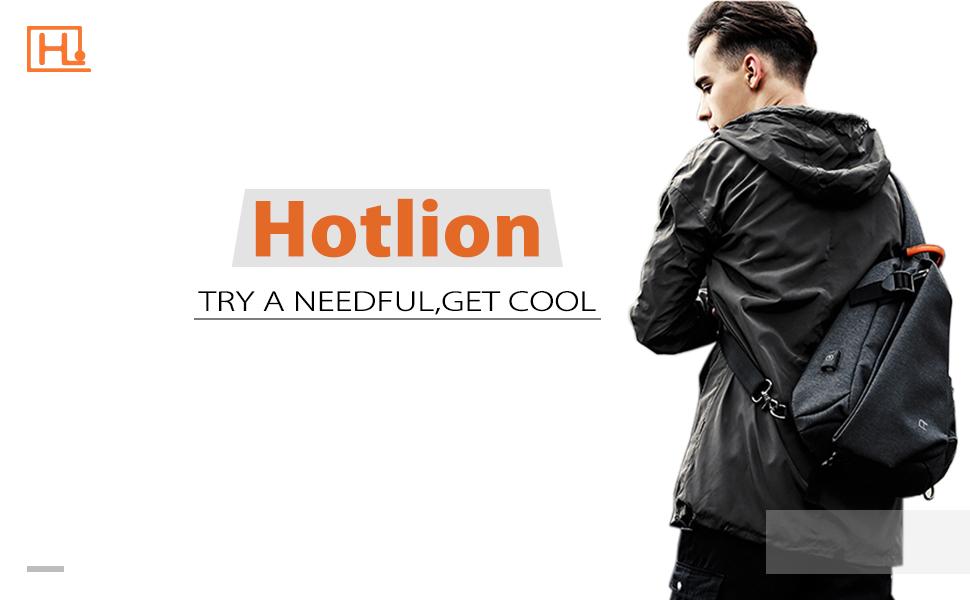 409320169cad6d Amazon | Hotlion ボディバッグ メンズ | Hotlion | PCバッグ・ケース ...