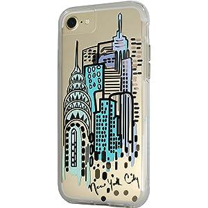28abfab4b7 デザイナーとのコラボレーションによる、都市をテーマにしたデザインがプリントされた Case-Mate シティ プリント コレクションバージョン。