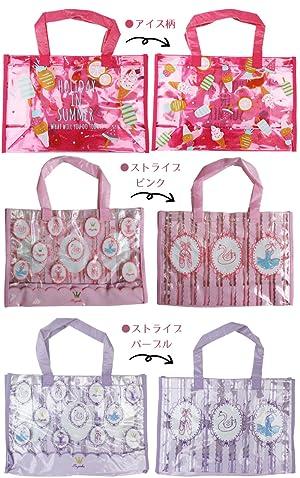 53634555217 Amazon.co.jp: ビーチバッグ プールバッグ ビニールバッグ 子ども ...