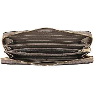 df145b8a0b3b FURLA(フルラ)の長財布が登場しました。シックな色調にメタルロゴの輝きが映えます。内側には仕切りや豊富なポケット付きで、紙幣や小銭、レシート、カード類も  ...